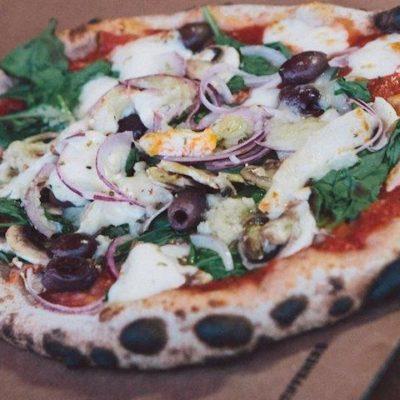 Sunshine Pizza Oven