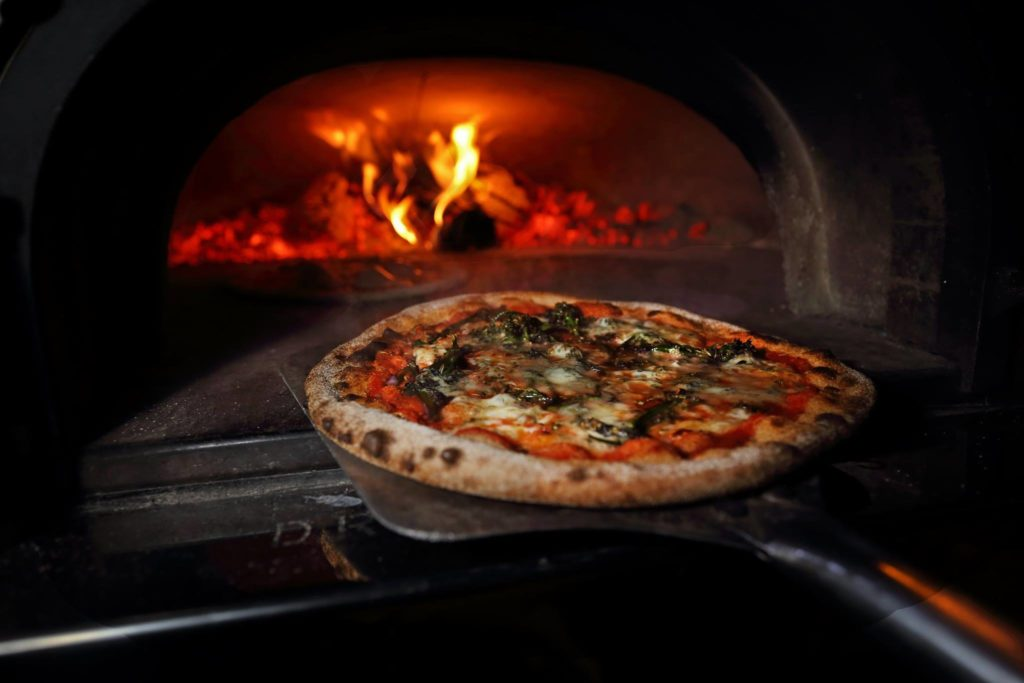 Sunshine Pizza Oven - delicious ingredients make the finest pizzas