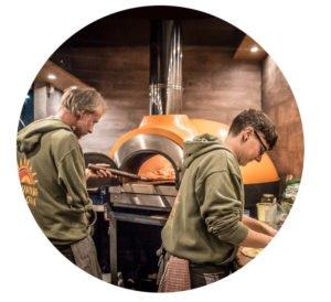 Sunshine Pizza Oven 3