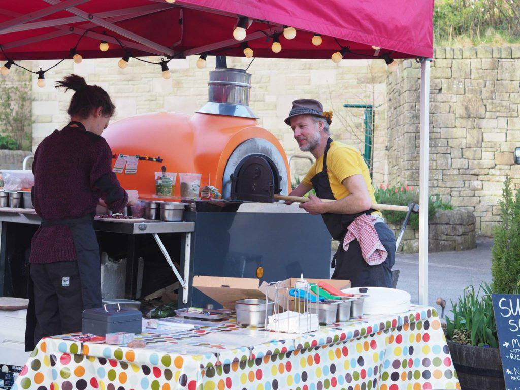 Sunshine Pizza Oven 2