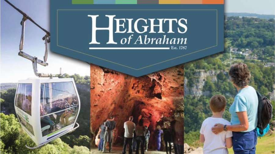 A Great Attraction | Heights Of Abraham | Matlock Bath 1