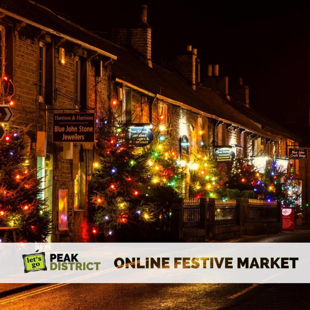 Let's GO Peak District Festive Market
